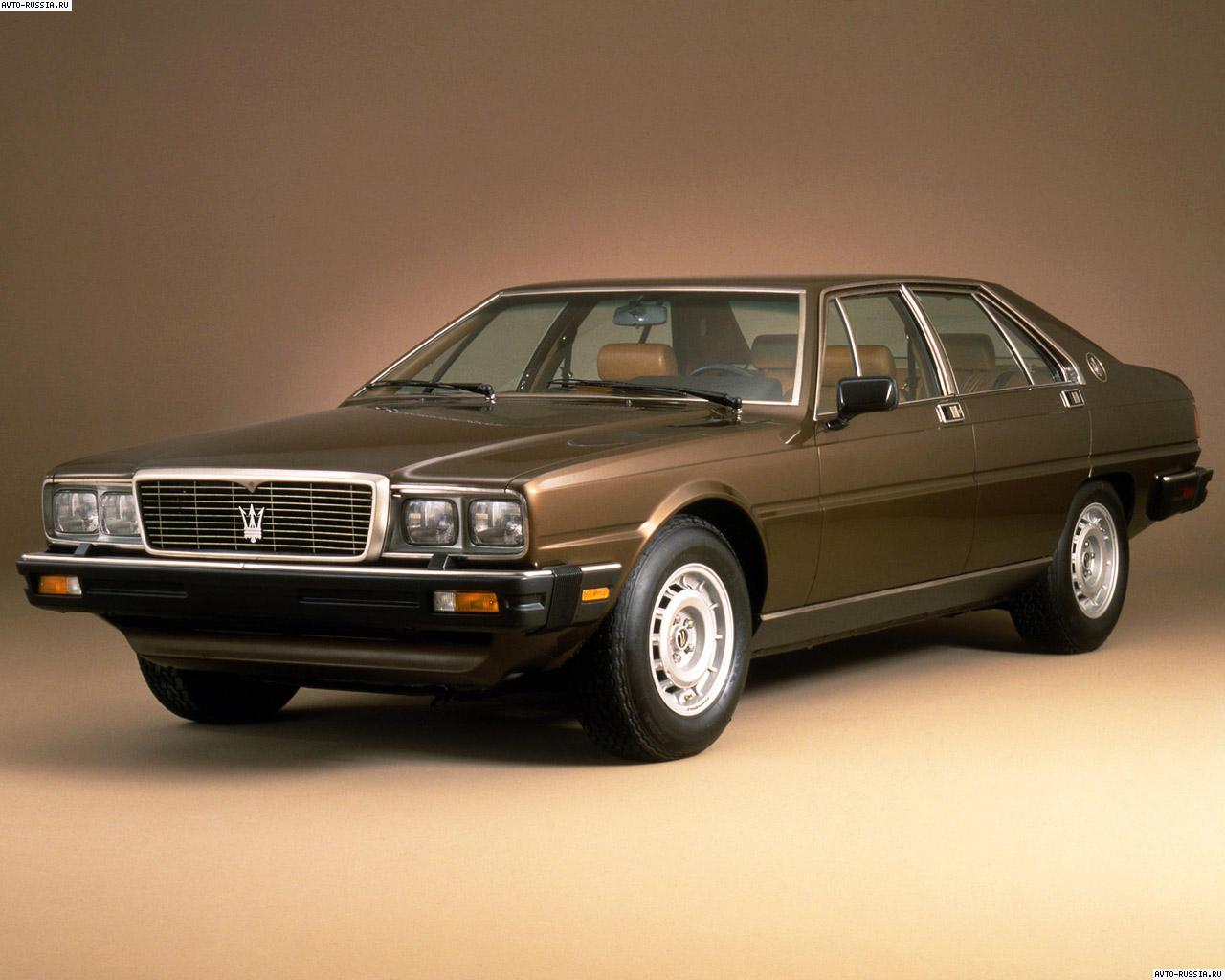 Maserati Quattroporte III 2.0 i V6 24V Biturbo 306 HP ...